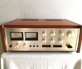 Amply Accuphase E-202